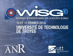 Présentation du projet : WISG 10 et 11 février 2016